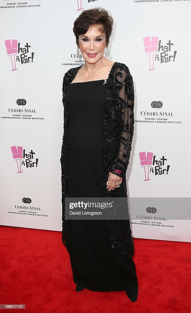 Actress Mary Ann Mobley attends the 'What A Pair!' benefit concert at The Broad Stage on April 13, 2013 in Santa Monica, California.