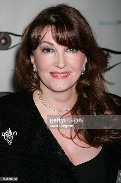 Actress Mary Apick attends the 2nd annual Noor Film Festival opening night gala at the LAX Hilton on April 6 2008 in Los Angeles California
