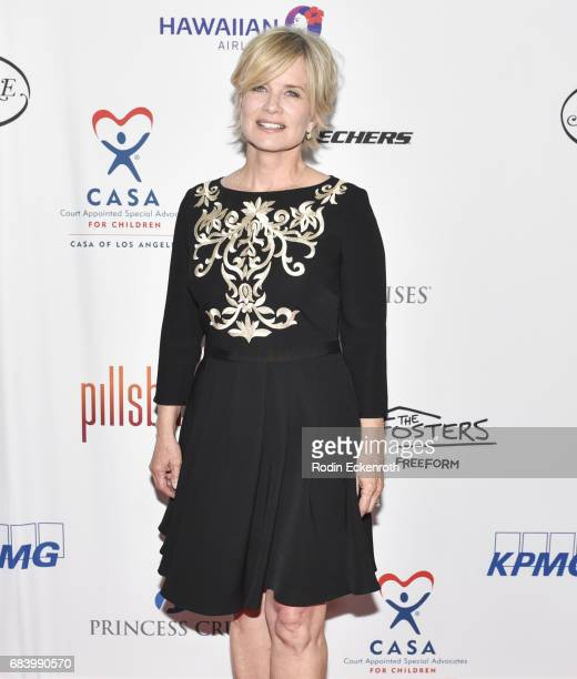 Actress Mary Beth Evans attends 2017 CASA of Los Angeles Evening to Foster Dreams Gala at The Beverly Hilton Hotel on May 16 2017 in Beverly Hills...