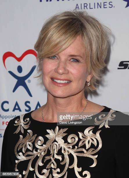 Actress Mary Beth Evans attends the 2017 CASA of Los Angeles Evening To Foster Dreams Gala at The Beverly Hilton Hotel on May 16 2017 in Beverly...