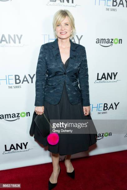 Actress Mary Beth Evans attends the Cast Premiere Screening Of Lany Entertainment's 'The Bay' Season 3 at TCL Chinese Theatre on October 23 2017 in...