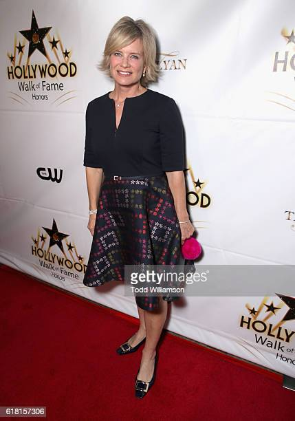 Actress Mary Beth Evans attends the Hollywood Walk of Fame Honors at Taglyan Complex on October 25 2016 in Los Angeles California