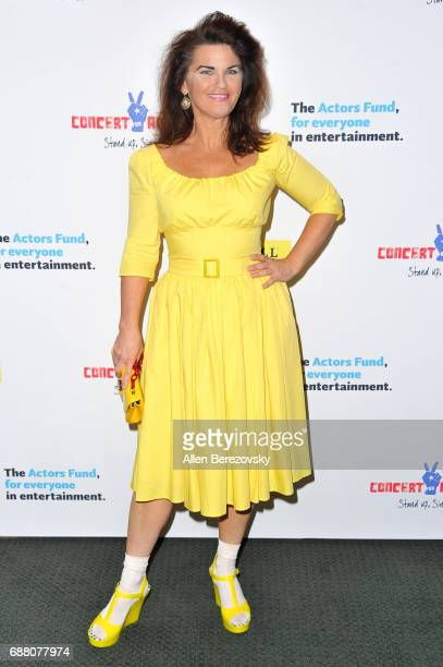 Actress Mary Birdsong attends Concert for America Stand Up Sing Out at Royce Hall on May 24 2017 in Los Angeles California
