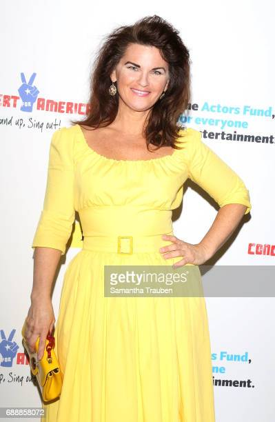 Actress Mary Birdsong attends Concert for America Stand Up Sing Out at Royce Hall on May 24 2017 in Los Angeles California Photo by Samantha...