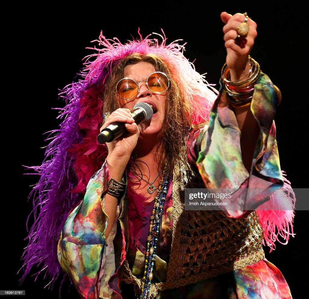 "Opening Night Of ""One Night With Janis Joplin"""