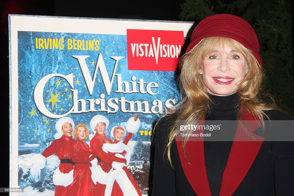 Actress Mary Crosby attends the Academy Of Motion Picture Arts and Sciences' presents it's a 'White Christmas' held at Oscars Outdoors on December 6, 2012 in Hollywood, California.