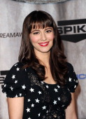 Actress Mary Elizabeth Winstead arrives at Spike TV's 'SCREAM 2011' awards held at Universal Studios on October 15 2011 in Universal City California