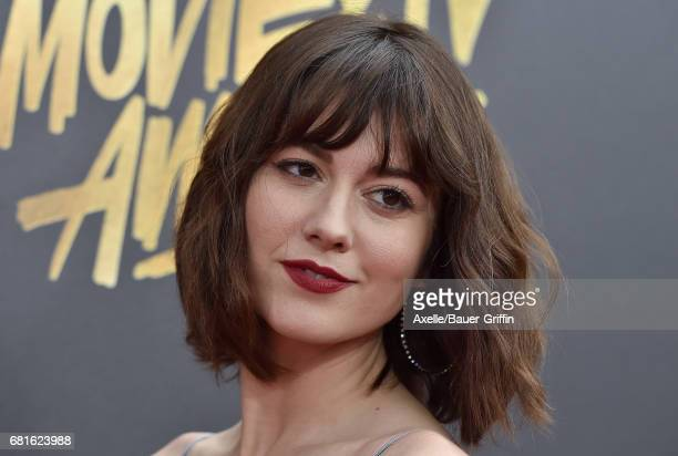 Actress Mary Elizabeth Winstead arrives at the 2017 MTV Movie and TV Awards at The Shrine Auditorium on May 7 2017 in Los Angeles California
