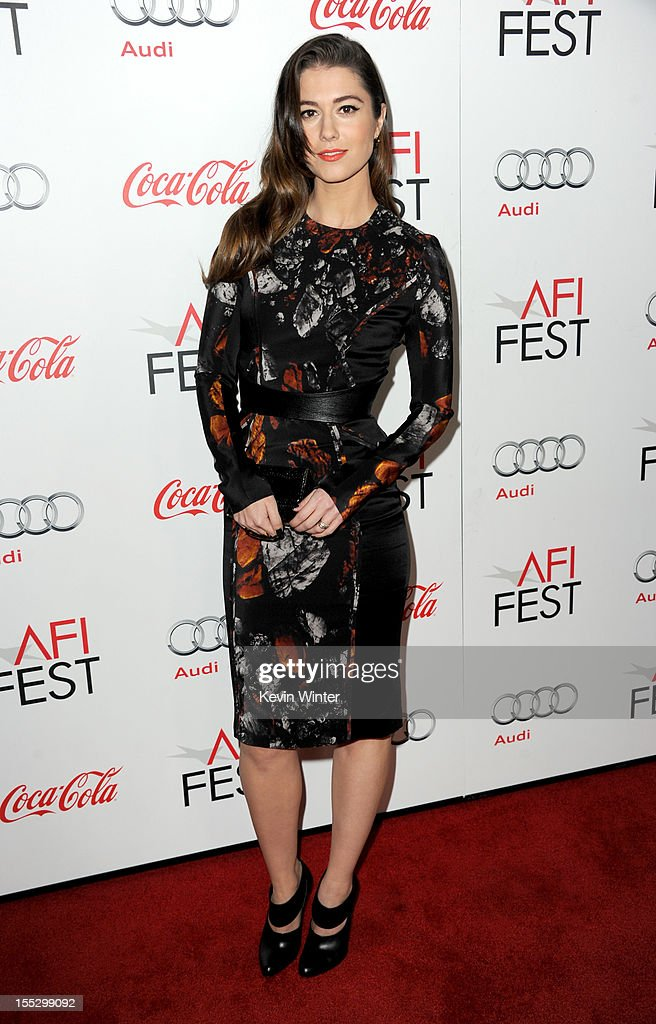 Actress <a gi-track='captionPersonalityLinkClicked' href=/galleries/search?phrase=Mary+Elizabeth+Winstead&family=editorial&specificpeople=782914 ng-click='$event.stopPropagation()'>Mary Elizabeth Winstead</a> arrives at the 'Los Angeles Times Young Hollywood' Panel during 2012 AFI Fest 2012 presented by Audi at Grauman's Chinese Theatre on November 2, 2012 in Hollywood, California.