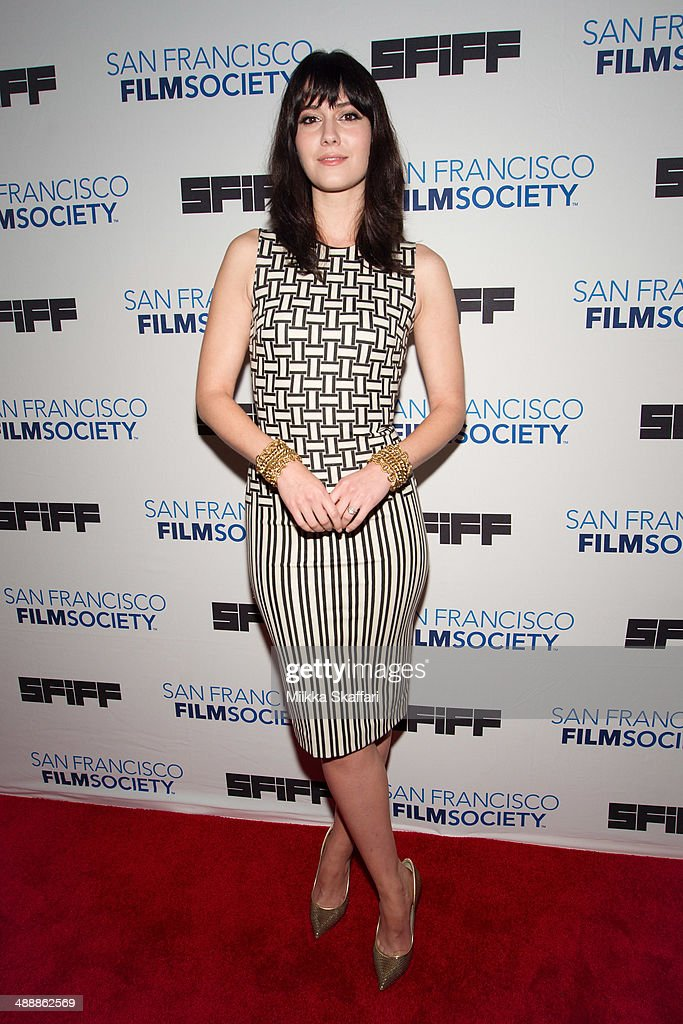 Actress <a gi-track='captionPersonalityLinkClicked' href=/galleries/search?phrase=Mary+Elizabeth+Winstead&family=editorial&specificpeople=782914 ng-click='$event.stopPropagation()'>Mary Elizabeth Winstead</a> arrives at the premiere of 'Alex Of Venice' in San Francisco International Film Festival on May 8, 2014 in San Francisco, California.