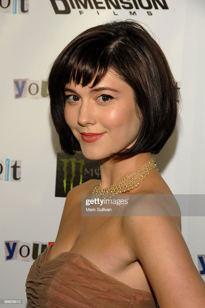 Actress Mary Elizabeth Winstead arrives at the premiere of 'Youth In Revolt' at Grauman's Chinese Theatre on January 6, 2010 in Hollywood, California.