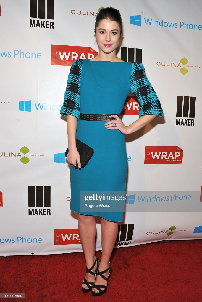 Actress <a gi-track='captionPersonalityLinkClicked' href=/galleries/search?phrase=Mary+Elizabeth+Winstead&family=editorial&specificpeople=782914 ng-click='$event.stopPropagation()'>Mary Elizabeth Winstead</a> arrives at TheWrap 4th Annual Pre-Oscar Party at Four Seasons Hotel Los Angeles on February 20, 2013 in Beverly Hills, California.