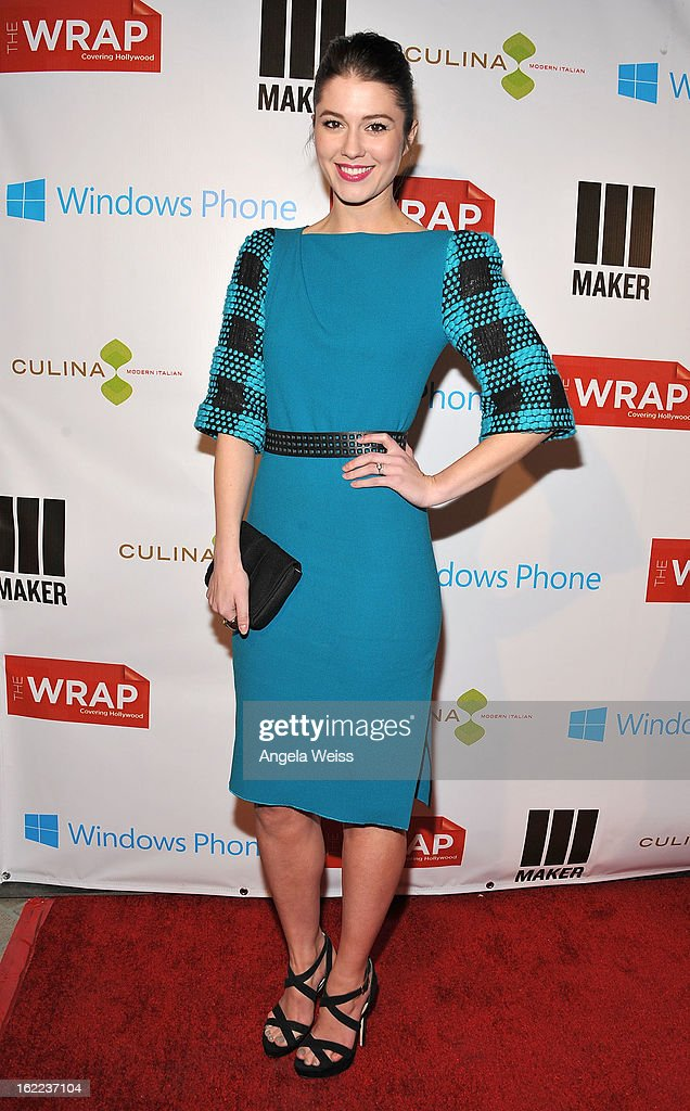 Actress <a gi-track='captionPersonalityLinkClicked' href=/galleries/search?phrase=Mary+Elizabeth+Winstead&family=editorial&specificpeople=782914 ng-click='$event.stopPropagation()'>Mary Elizabeth Winstead</a> arrives at TheWrap 4th Annual Pre-Oscar Party at Four Seasons Hotel Los Angeles at Beverly Hills on February 20, 2013 in Beverly Hills, California.