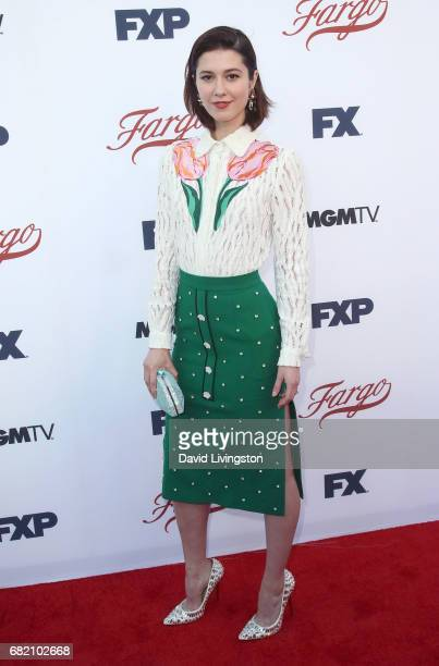 Actress Mary Elizabeth Winstead attends FX's 'Fargo' For Your Consideration event at Saban Media Center on May 11 2017 in North Hollywood California