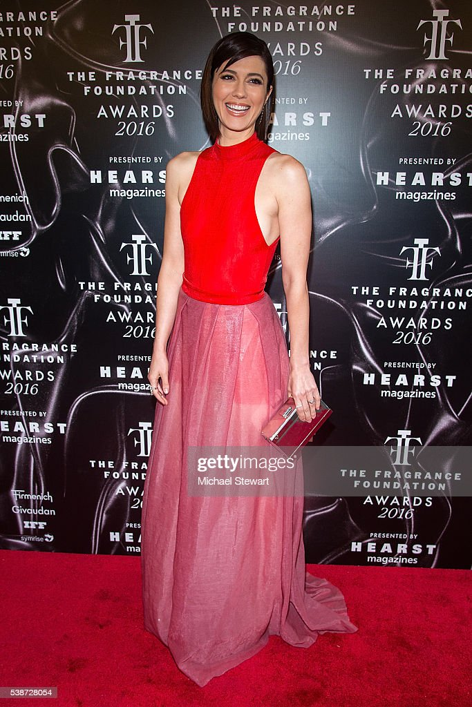 Actress Mary Elizabeth Winstead attends the 2016 Fragrance Foundation Awards at Alice Tully Hall at Lincoln Center on June 7 2016 in New York City