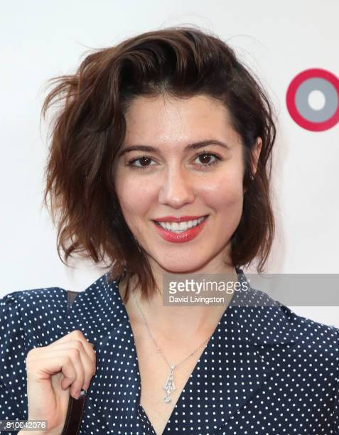 Actress Mary Elizabeth Winstead attends the 2017 Outfest Los Angeles LGBT Film Festival Opening Night Gala of 'God's Own Country' at the Orpheum...