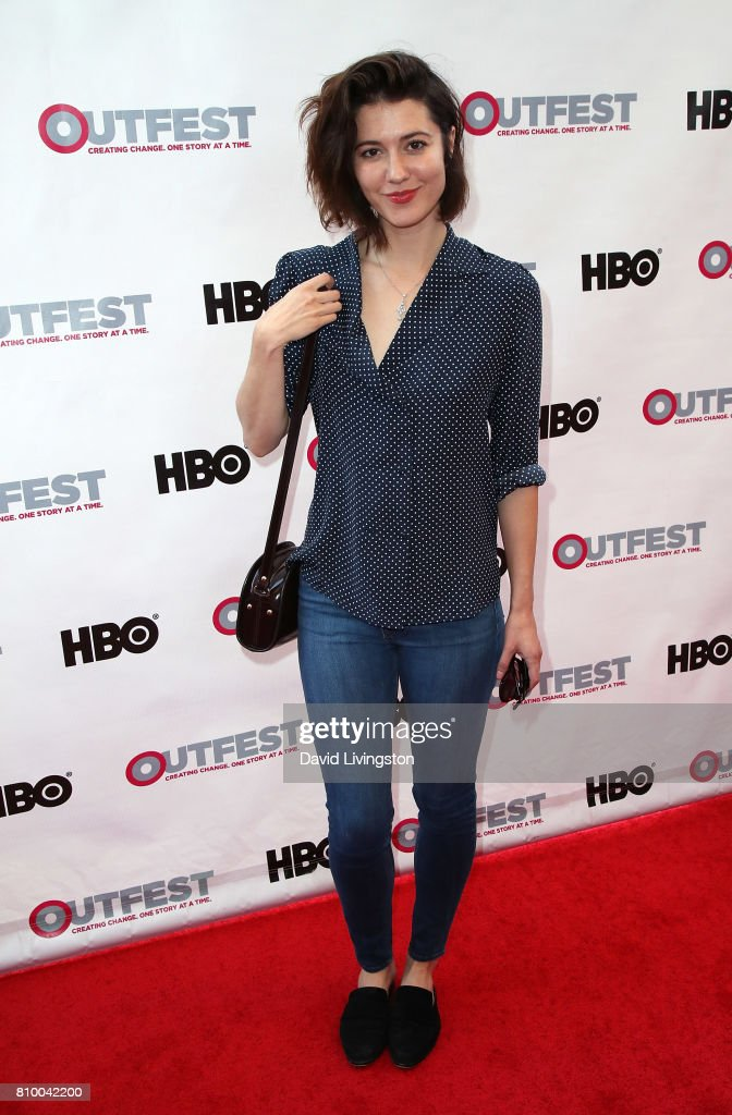 Actress Mary Elizabeth Winstead attends the 2017 Outfest Los Angeles LGBT Film Festival Opening Night Gala of 'God's Own Country' at the Orpheum Theatre on July 6, 2017 in Los Angeles, California.