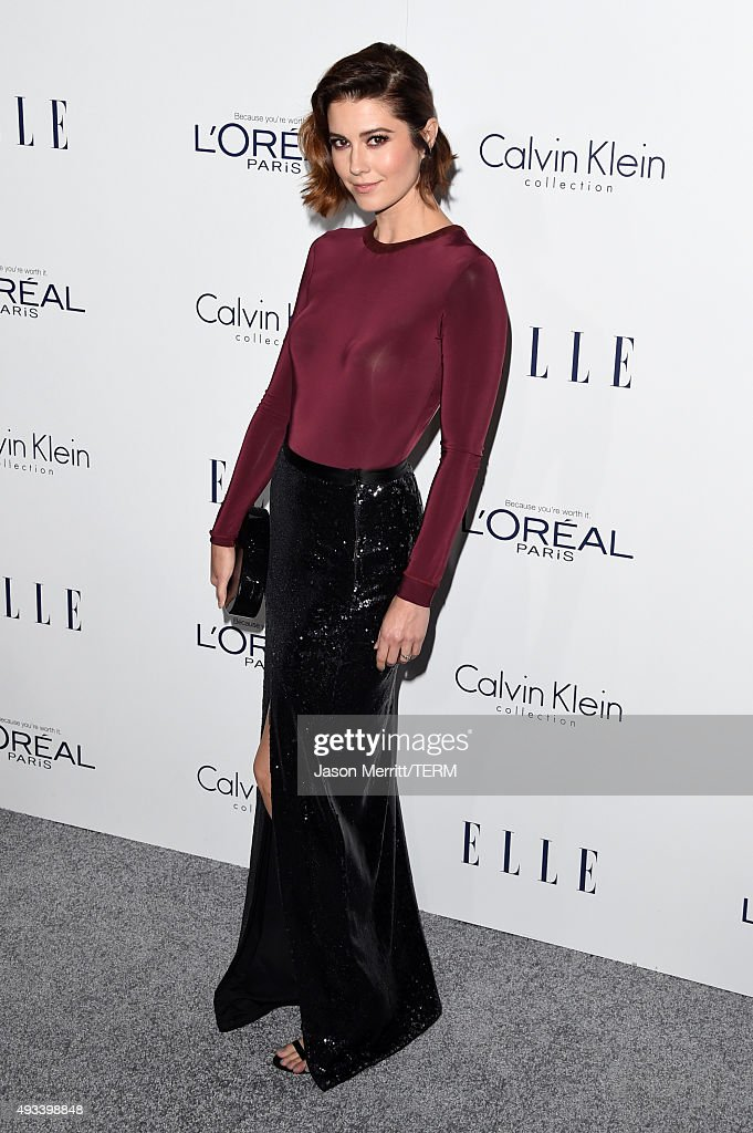 Actress Mary Elizabeth Winstead attends the 22nd Annual ELLE Women in Hollywood Awards at Four Seasons Hotel Los Angeles at Beverly Hills on October 19, 2015 in Los Angeles, California.