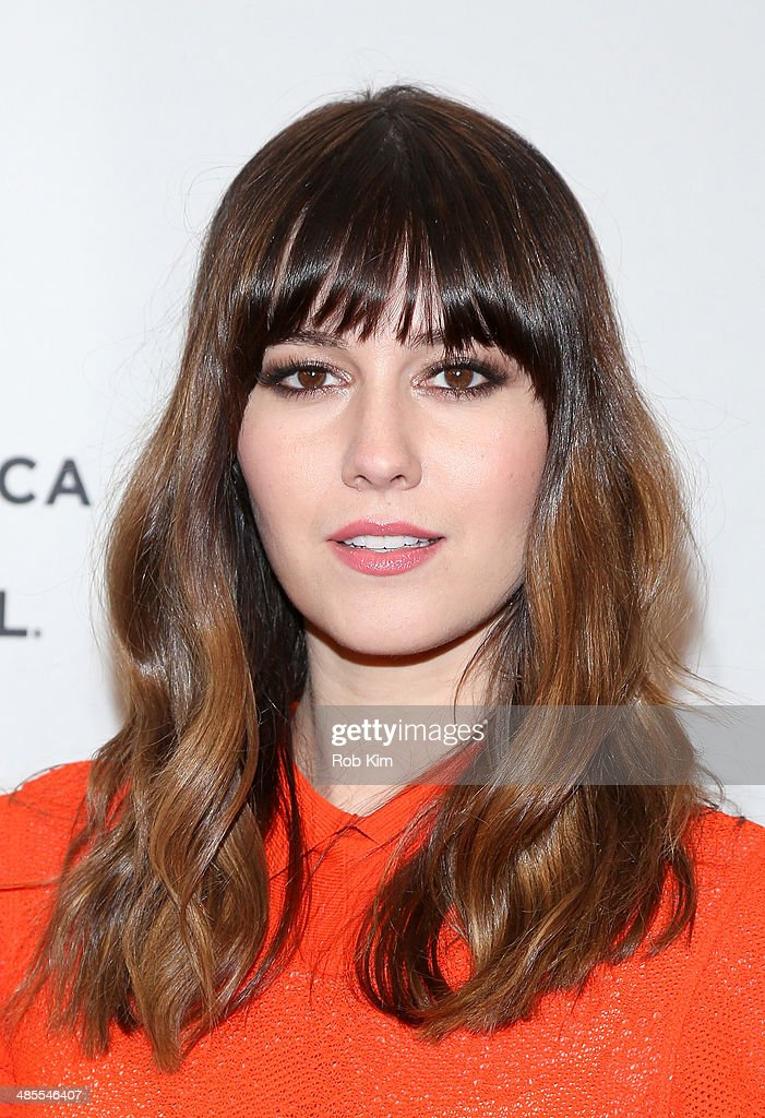 Actress Mary Elizabeth Winstead attends the 'Alex of Venice' Premiere during the 2014 Tribeca Film Festival at SVA Theater on April 18, 2014 in New York City.