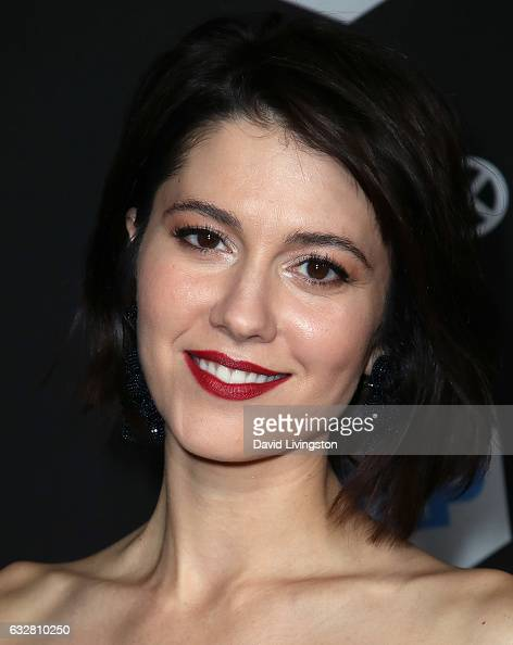 Actress Mary Elizabeth Winstead attends the premiere of FX's 'Legion' at Pacific Design Center on January 26 2017 in West Hollywood California