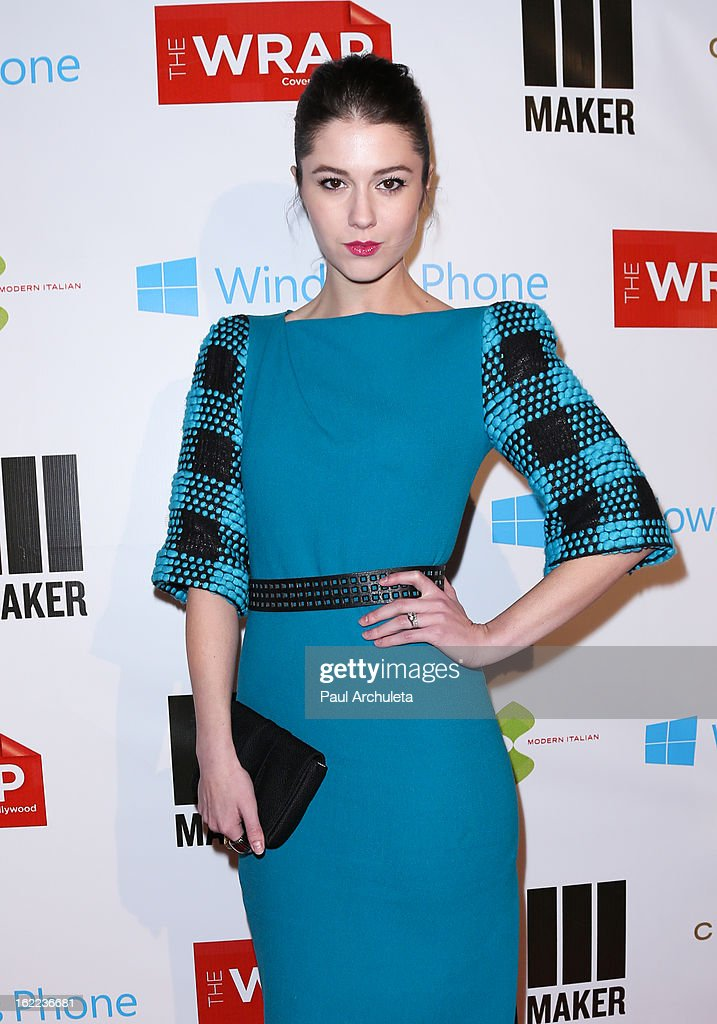 Actress <a gi-track='captionPersonalityLinkClicked' href=/galleries/search?phrase=Mary+Elizabeth+Winstead&family=editorial&specificpeople=782914 ng-click='$event.stopPropagation()'>Mary Elizabeth Winstead</a> attends TheWrap 4th annual Pre-Oscar Party at the Four Seasons Hotel Los Angeles at Beverly Hills on February 20, 2013 in Beverly Hills, California.