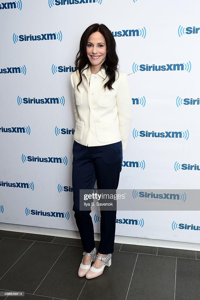 Celebrities Visit SiriusXM Studios - November 12, 2015