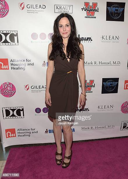 Actress Mary LouiseParker attends the 2014 Best In Drag Show at the Orpheum Theatre on October 5 2014 in Los Angeles California