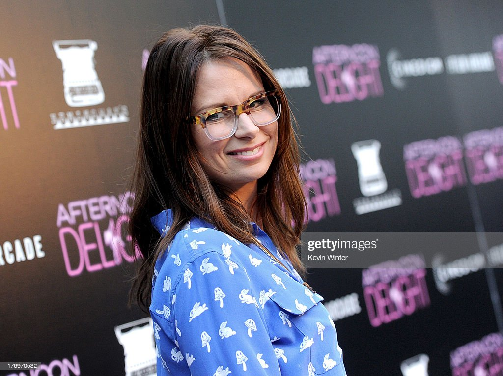 Actress Mary Lynn Rajskub arrives at the premiere of The Film Arcade and Cinedigm's 'Afternoon Delight' at the Arclight Theatre on August 19, 2013 in Los Angeles, California.