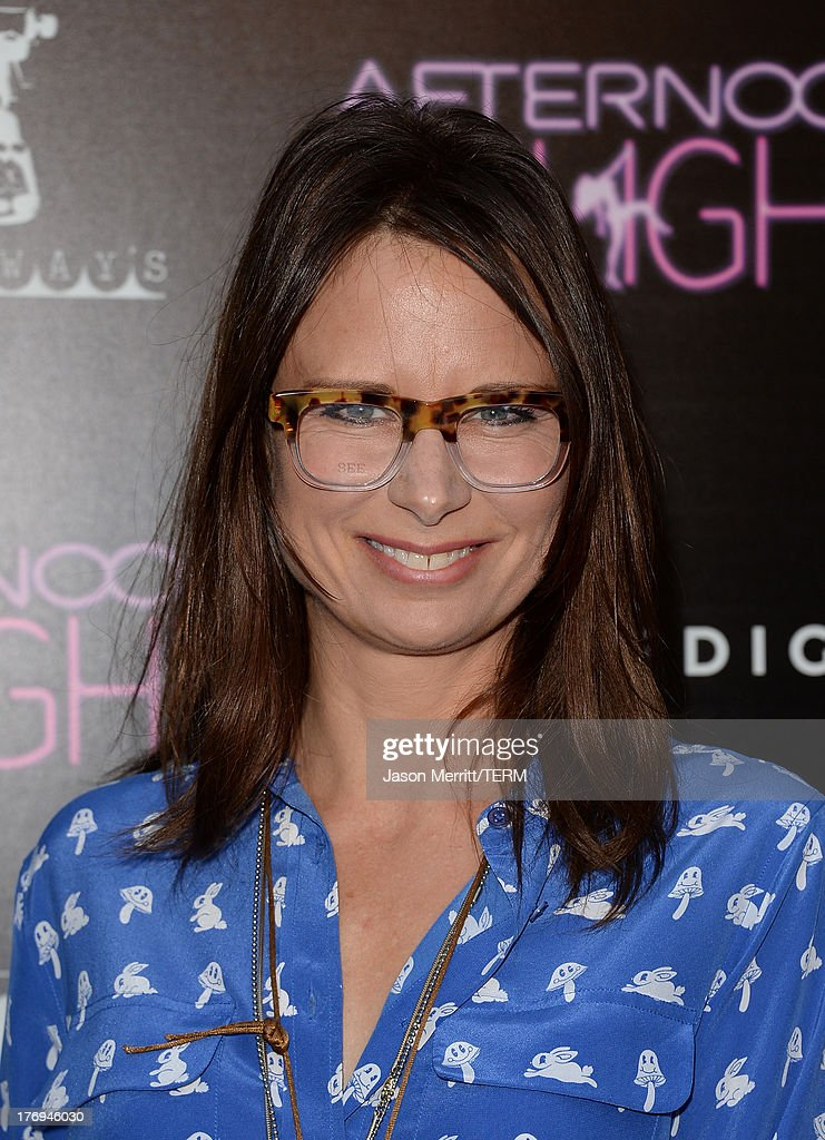 Actress <a gi-track='captionPersonalityLinkClicked' href=/galleries/search?phrase=Mary+Lynn+Rajskub&family=editorial&specificpeople=545522 ng-click='$event.stopPropagation()'>Mary Lynn Rajskub</a> attend the premiere of the Film Arcade and Cinedigm's 'Afternoon Delight' at ArcLight Hollywood on August 19, 2013 in Hollywood, California.