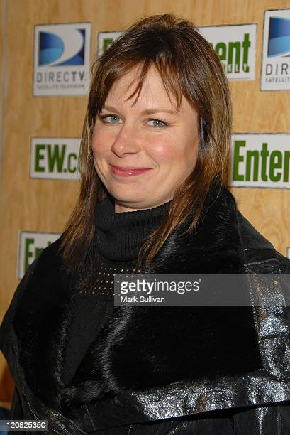Actress Mary Lynn Rajskub attends Entertainment Weekly's Sundance opening weekend party sponsored by DIRECTV at the Legacy Lodge on January 19 2008...