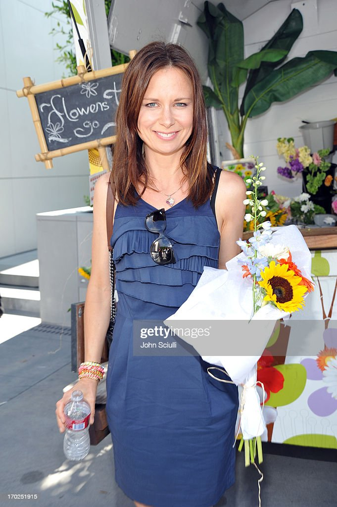 Actress Mary Lynn Rajskub attends the 1st Annual Children Mending Hearts Style Sunday on June 9, 2013 in Beverly Hills, California.