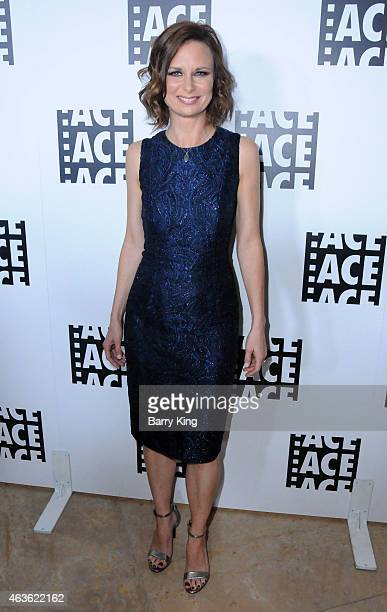 Actress Mary Lynn Rajskub attends the 65th annual ACE Eddie Awards at The Beverly Hilton Hotel on January 30 2015 in Beverly Hills California