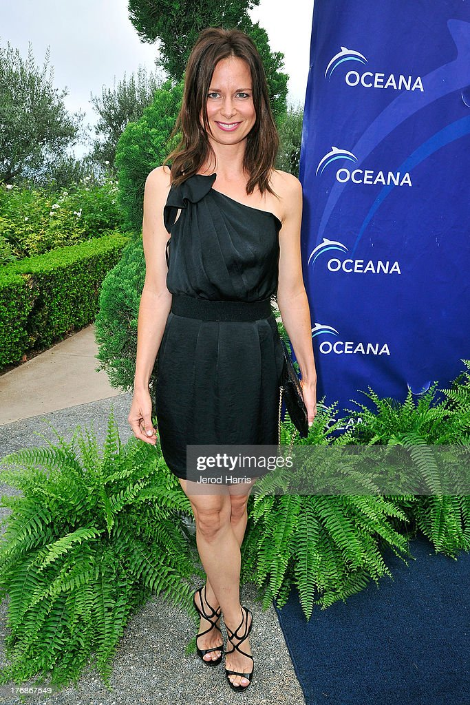 Actress Mary Lynn Rajskub attends the 6th annual Oceana's SeaChange summer party on August 18, 2013 in Laguna Beach, California.