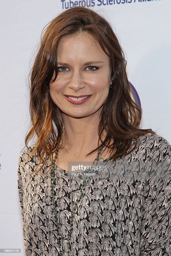 Actress Mary Lynn Rajskub attends the Comedy for a Cure benefit held at Lure on April 7, 2013 in Hollywood, California.