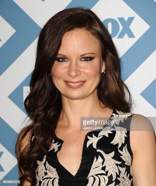 Actress Mary Lynn Rajskub attends the FOX AllStar 2014 winter TCA party at The Langham Huntington Hotel and Spa on January 13 2014 in Pasadena...