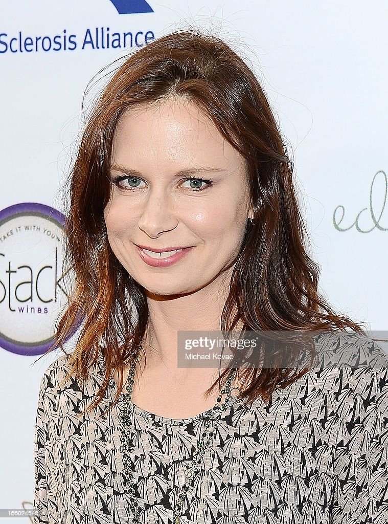 Actress Mary Lynn Rajskub attends the Tuberous Sclerosis Alliance Comedy For A Cure 2013 at Lure on April 7, 2013 in Hollywood, California.