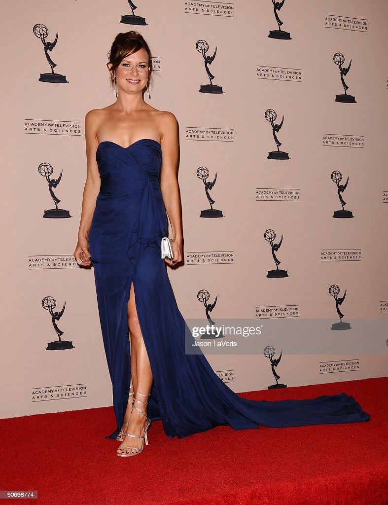 2009 Creative Arts Emmy Awards - Press Room