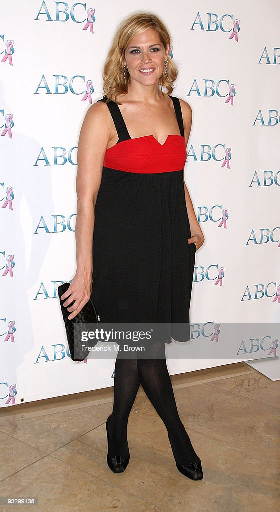 Actress Mary McCormack attends the Associates for Breast and Prostate Cancer's 20th Anniversary Gala at the Beverly Hilton Hotel on November 21, 2009 in Beverly Hills, California.