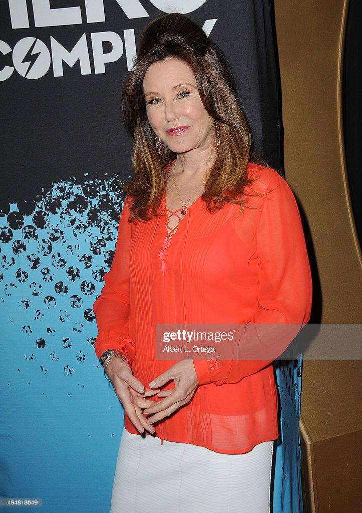 Actress Mary McDonnell arrives for the 5th Annual Hero Complex Film Festival - 'Battlestar Galactica' Screening and Q&A held at the TCL Chinese Theater on May 30, 2014 in Hollywood, California.