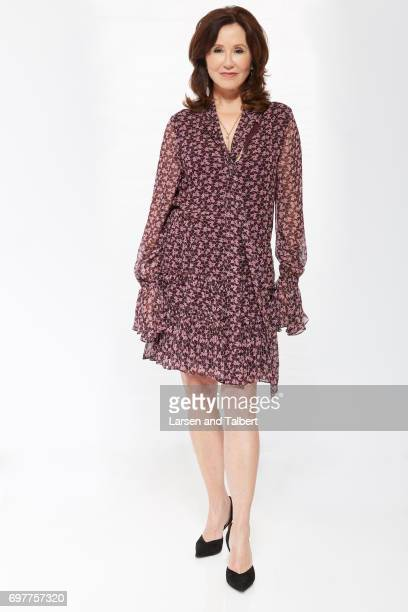 Actress Mary McDonnell of FX's 'Fargo' is photographed for Entertainment Weekly Magazine on June 9 2017 in Austin Texas