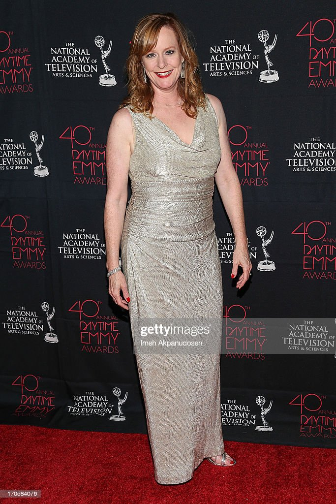 Actress Mary McDonough attends The National Academy Of Television Arts & Sciences Presents The 40th Annual Daytime Entertainment Creative Arts Emmy Awards at Westin Bonaventure Hotel on June 14, 2013 in Los Angeles, California.