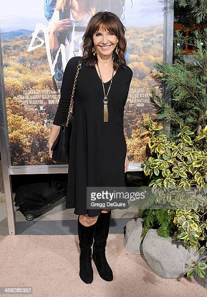 Actress Mary Steenburgen arrives at the Los Angeles premiere of 'Wild' at AMPAS Samuel Goldwyn Theater on November 19 2014 in Beverly Hills California