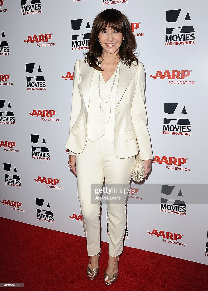 Actress Mary Steenburgen attends the 13th annual AARP's Movies For Grownups Awards gala at Regent Beverly Wilshire Hotel on February 10, 2014 in Beverly Hills, California.
