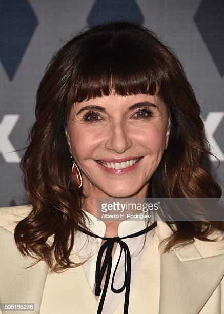 Actress Mary Steenburgen attends the FOX Winter TCA 2016 AllStar Party at The Langham Huntington Hotel and Spa on January 15 2016 in Pasadena...