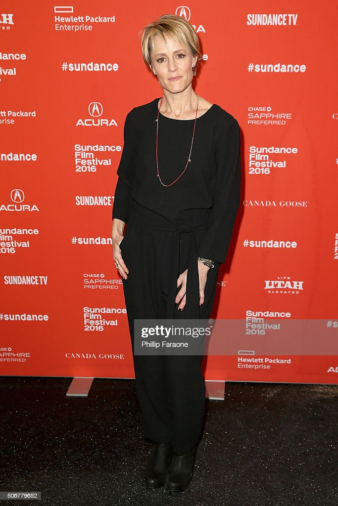 Actress Mary Stuart Masterson attends the 'As You Are' Premiere during the 2016 Sundance Film Festival at Library Center Theater on January 25, 2016 in Park City, Utah.