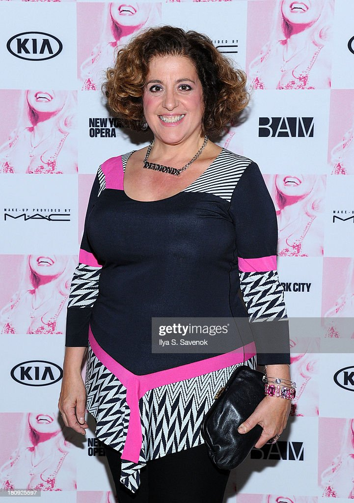 Actress Mary Testa attends 'Anna Nicole The Opera' Opening Night at Skylight One Hanson on September 17, 2013 in New York City.
