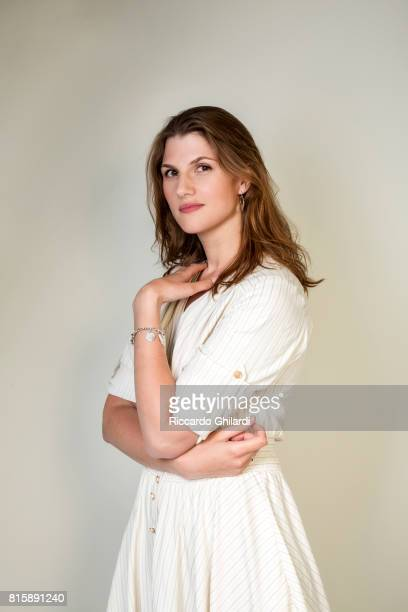 Actress Maryana Spivak is photographed for Self Assignment on May 19 2017 in Cannes France
