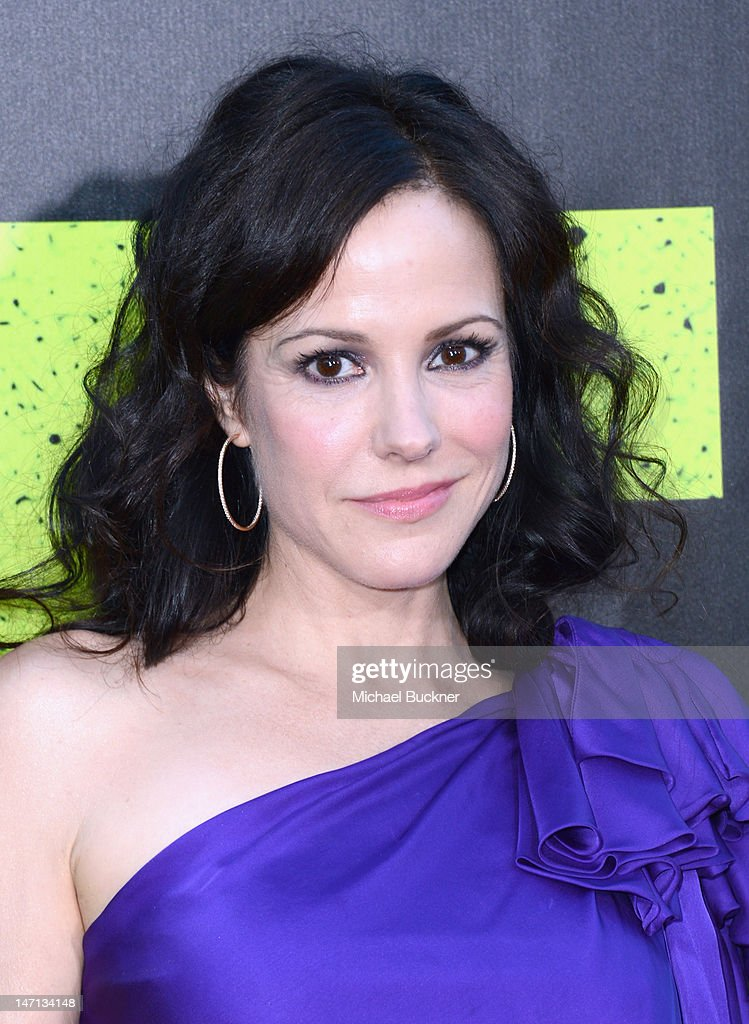 Actress Mary-Louise Parker arrives at Premiere of Universal Pictures' 'Savages' at Westwood Village on June 25, 2012 in Los Angeles, California.