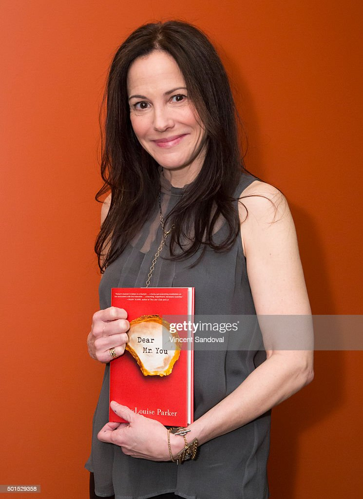 Live Talks L.A. Presents An Evening With Mary-Louise Parker