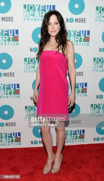 Actress MaryLouise Parker attends the 2013 Joyful Heart Foundation Gala at Cipriani 42nd Street on May 9 2013 in New York City
